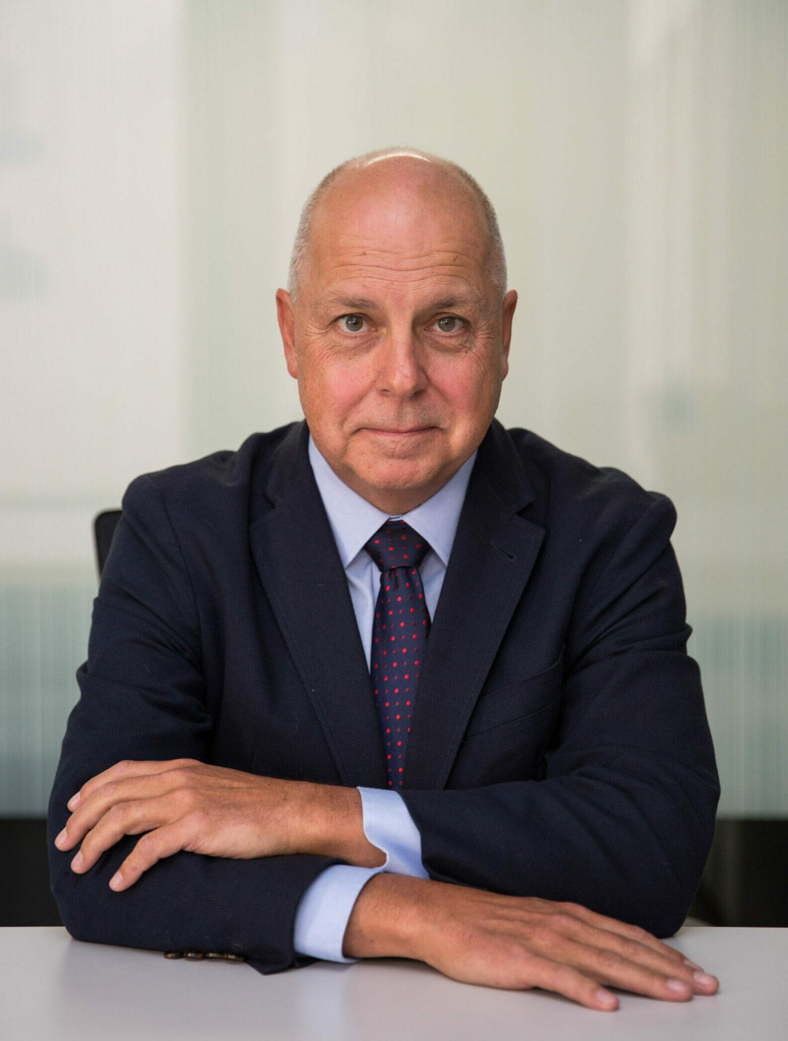 Tim Pallas MP
